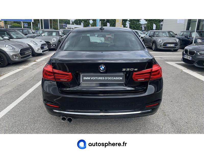 BMW SERIE 3 330EA 252CH LUXURY - Miniature 4