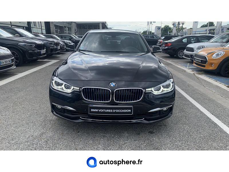 BMW SERIE 3 330EA 252CH LUXURY - Miniature 5