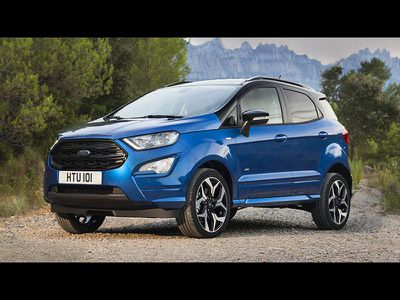 Ford Ecosport 1.0 EcoBoost 125ch ST-Line occasion