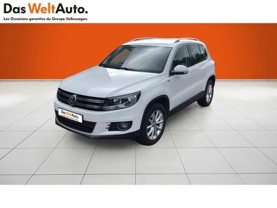 Volkswagen Tiguan 2.0 TDI 184ch BlueMotion Technology FAP Lounge 4Motion DSG7 occasion