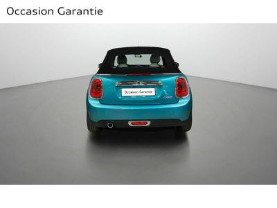 Mini Cabrio Cooper 136ch Exquisite occasion