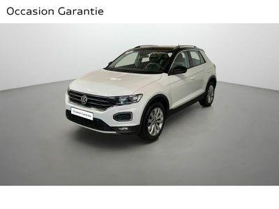 Volkswagen T-roc 1.5 TSI EVO 150ch Carat occasion