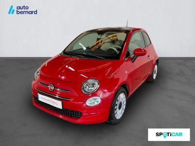 Fiat 500 1.2 8v 69ch Eco Lounge occasion