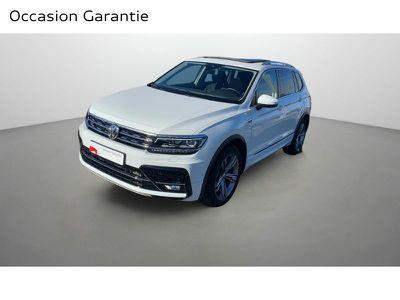 Volkswagen Tiguan Allspace 2.0 TDI 190ch Carat 4Motion DSG7 Euro6d-T 11cv occasion
