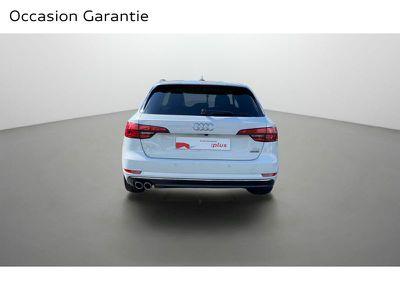 AUDI A4 AVANT 3.0 V6 TDI 218CH DESIGN LUXE QUATTRO S TRONIC 7 - Miniature 3