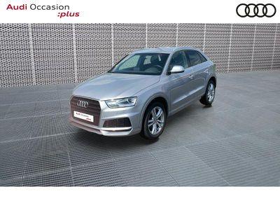 Audi Q3 2.0 TDI 150ch S line quattro S tronic 7 occasion