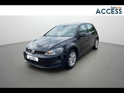 Volkswagen Golf 1.6 TDI 105ch BlueMotion Technology FAP Confortline 5p occasion