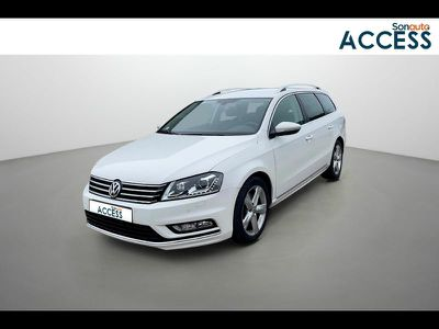 Volkswagen Passat Sw 2.0 TDI 140ch BlueMotion Technology FAP Ultimate occasion