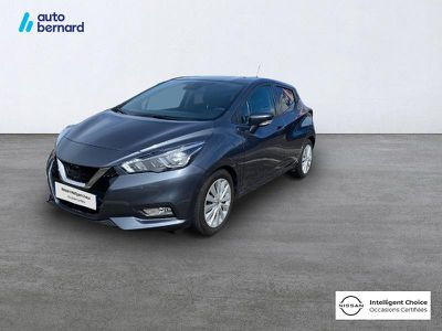 Leasing Nissan Micra 1.5 Dci 90ch Business Edition 2018 Euro6c