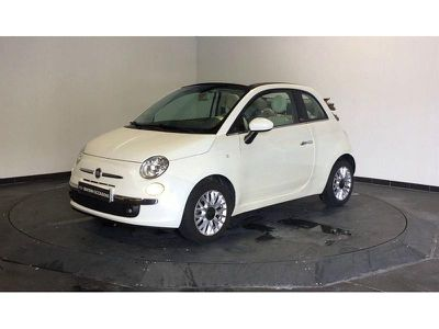 Fiat 500c 1.3 Multijet 16v 95ch DPF S&S Lounge 97g occasion