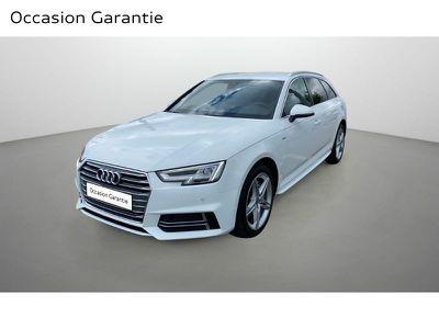 Leasing Audi A4 Avant 2.0 Tdi 190ch S Tronic 7