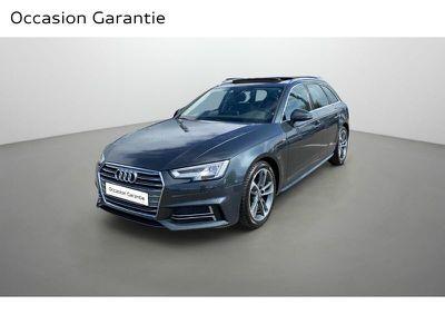 Leasing Audi A4 Avant 2.0 Tdi 150ch Design Luxe S Tronic 7