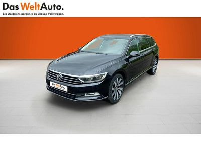 Volkswagen Passat Sw 2.0 TDI 150ch BlueMotion Technology Carat DSG6 occasion