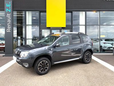 Dacia Duster 1.5 dCi 110 Black Touch 4X2 occasion