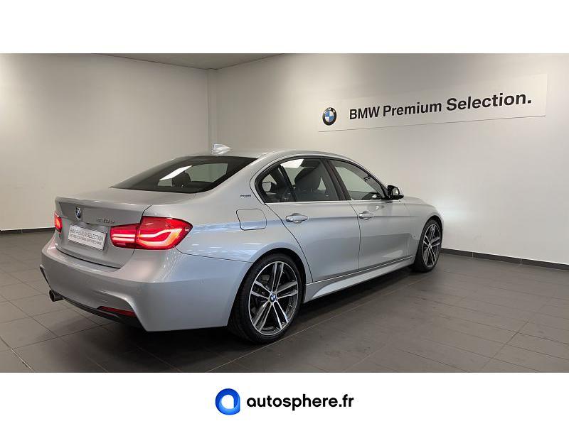 BMW SERIE 3 330EA 252CH M SPORT - Miniature 2
