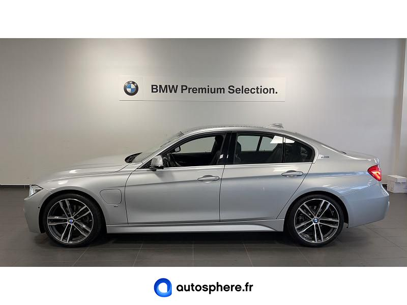 BMW SERIE 3 330EA 252CH M SPORT - Miniature 3
