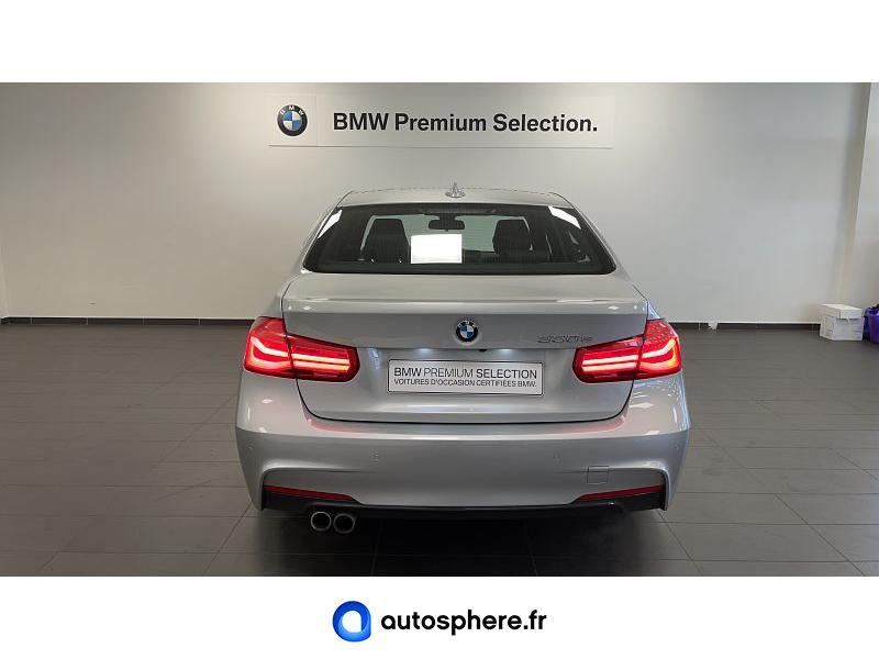 BMW SERIE 3 330EA 252CH M SPORT - Miniature 4