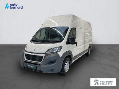 Peugeot Boxer 435 L4H3 2.0 BlueHDi 130 Premium occasion