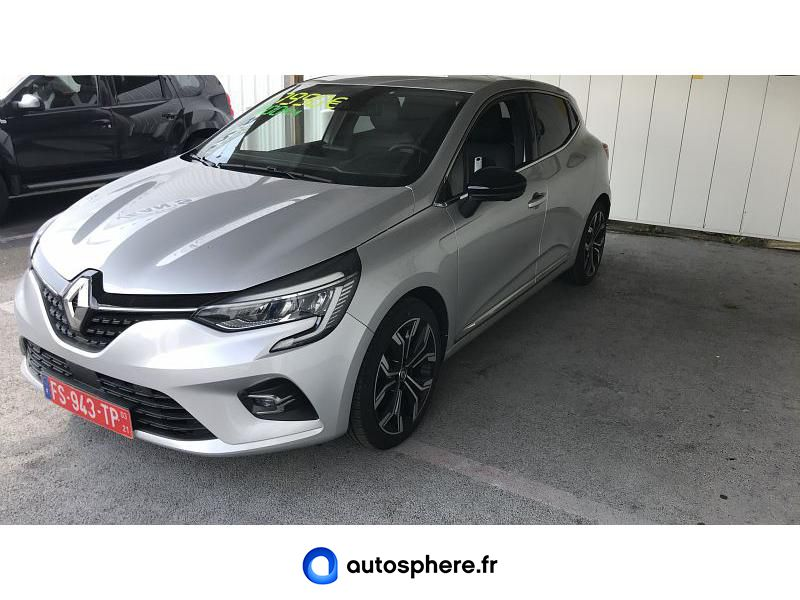 RENAULT CLIO 1.0 TCE 100CH INTENS - 20 - Miniature 1