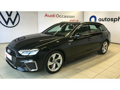 Audi A4 Avant 30 TDI 136ch S line S tronic 7 7cv occasion