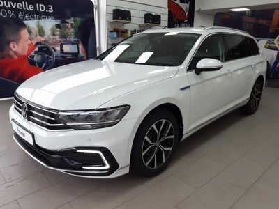 Volkswagen Passat Sw 1.4 TSI 218ch Hybride Rechargeable GTE Business DSG6 occasion