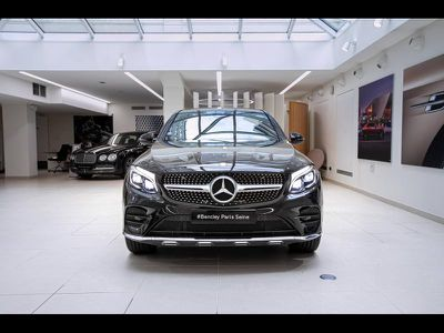 Mercedes Glc Coupe 250 211ch Fascination 4Matic 9G-Tronic occasion