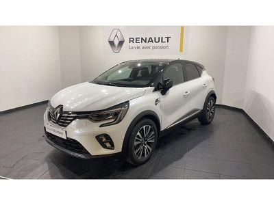 Renault Captur 1.6 E-Tech hybride rechargeable 160ch Initiale Paris - 21 occasion