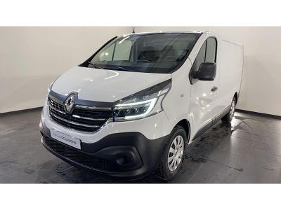 Leasing Renault Trafic L1h1 1200 2.0 Dci 145ch Energy Grand Confort E6