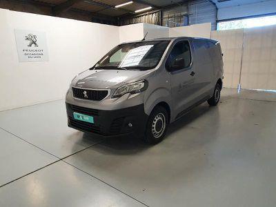 Peugeot Expert Standard 2.0 BlueHDi 120ch S&S Asphalt EAT8 occasion