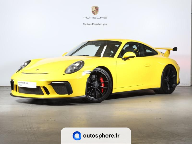 PORSCHE 911 COUPE 4.0 500CH GT3 PDK - Photo 1