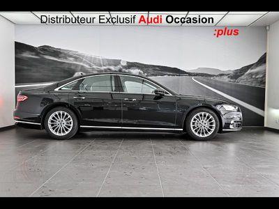 AUDI A8 50 TDI 286CH AVUS EXTENDED QUATTRO TIPTRONIC 8 EURO6D-T - Miniature 4