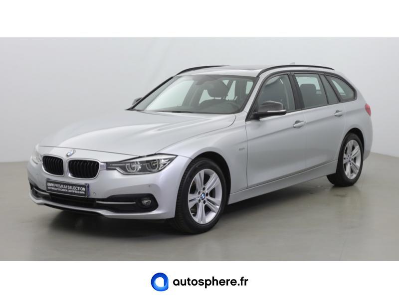 BMW SERIE 3 TOURING 316D 116CH SPORT EURO6C - Photo 1
