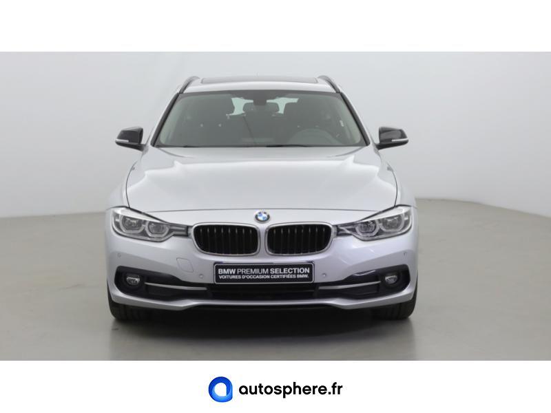 BMW SERIE 3 TOURING 316D 116CH SPORT EURO6C - Miniature 2