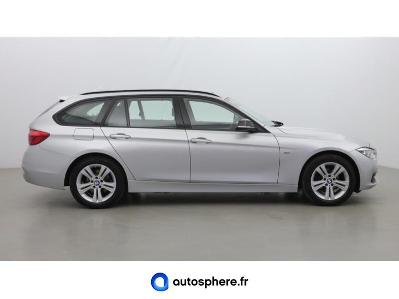 BMW SERIE 3 TOURING 316D 116CH SPORT EURO6C - Miniature 4