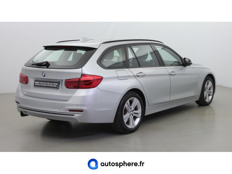 BMW SERIE 3 TOURING 316D 116CH SPORT EURO6C - Miniature 5
