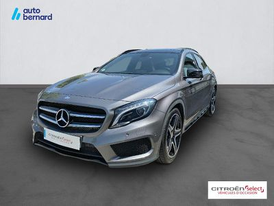 Mercedes Gla 220 CDI Fascination 7G-DCT occasion