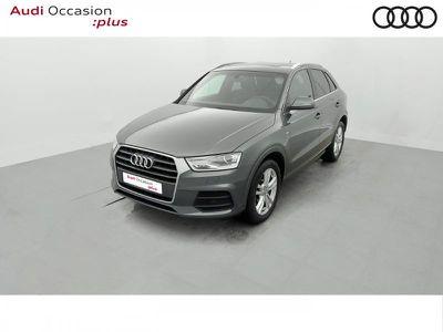 Audi Q3 2.0 TDI 120ch S line occasion