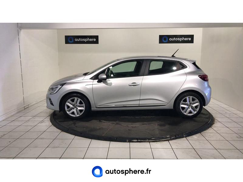 RENAULT CLIO 1.0 TCE 100CH BUSINESS - Miniature 3
