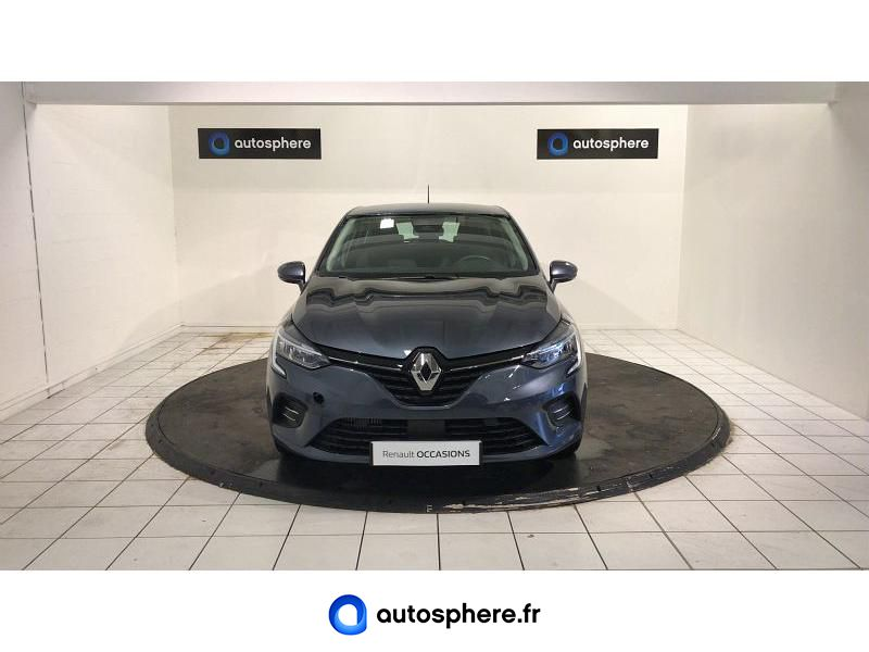 RENAULT CLIO 1.0 TCE 100CH BUSINESS - Miniature 5