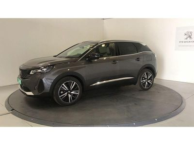 Peugeot 3008 HYBRID 225ch GT Pack e-EAT8 occasion
