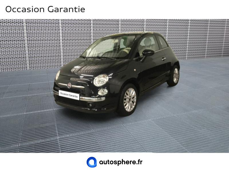 FIAT 500 1.2 8V 69CH LOUNGE - Photo 1