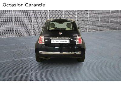 FIAT 500 1.2 8V 69CH LOUNGE - Miniature 4