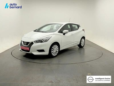 Nissan Micra 1.0 IG-T 100ch Acenta 2019 occasion