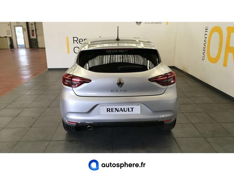 RENAULT CLIO 1.3 TCE 130CH FAP INTENS EDC - Miniature 4