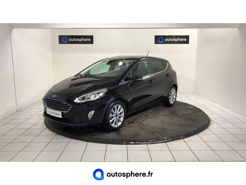 FORD FIESTA ACTIVE 1.0 ECOBOOST 100CH S&S EURO6.2 - Miniature 1