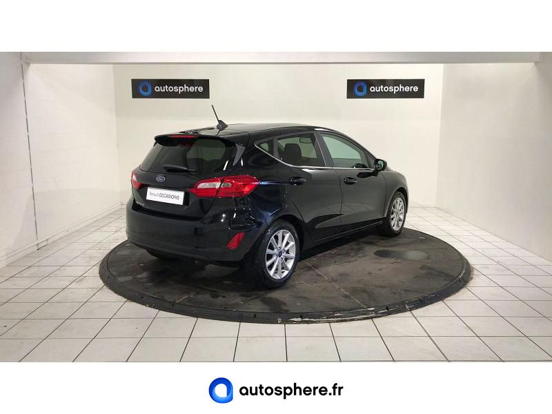 FORD FIESTA ACTIVE 1.0 ECOBOOST 100CH S&S EURO6.2 - Miniature 2