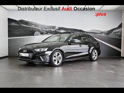 Audi A4 Avant 40 TDI 190ch S line Stronic 7 occasion