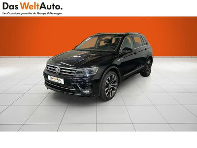 Volkswagen Tiguan 2.0 TDI 150ch Carat Exclusive DSG7 Euro6d-T occasion