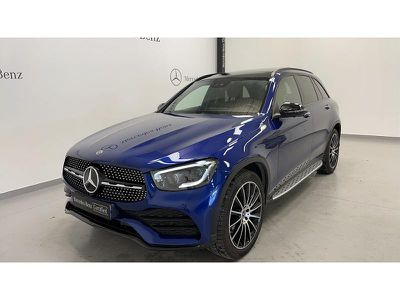 Mercedes Glc 220 d 194ch AMG Line 4Matic 9G-Tronic occasion