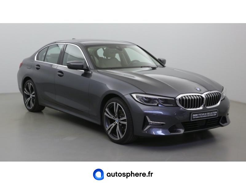 BMW SERIE 3 320DA 190CH LUXURY - Miniature 3
